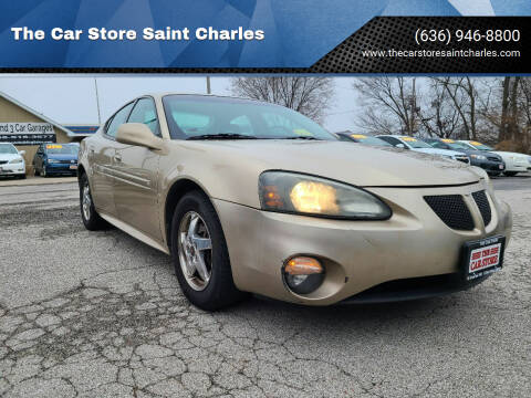 2004 Pontiac Grand Prix for sale at The Car Store Saint Charles in Saint Charles MO