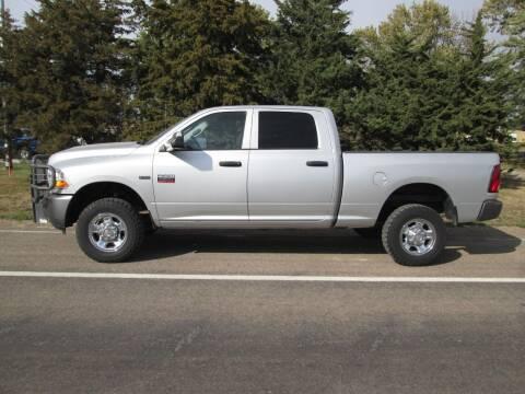 2011 RAM Ram Pickup 2500 for sale at Joe's Motor Company in Hazard NE