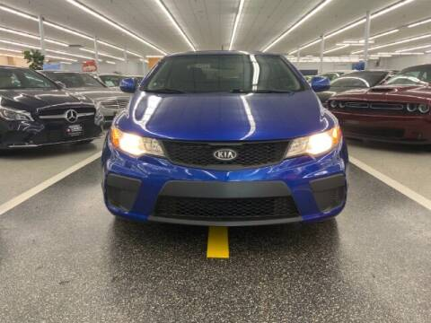 2011 Kia Forte Koup for sale at Dixie Motors in Fairfield OH