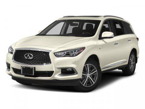 2017 Infiniti QX60 for sale at Scott Evans Nissan in Carrollton GA