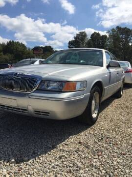 1998 Mercury Grand Marquis for sale at Speed Auto Mall in Greensboro NC