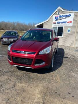 2014 Ford Escape for sale at ROUTE 11 MOTOR SPORTS in Central Square NY