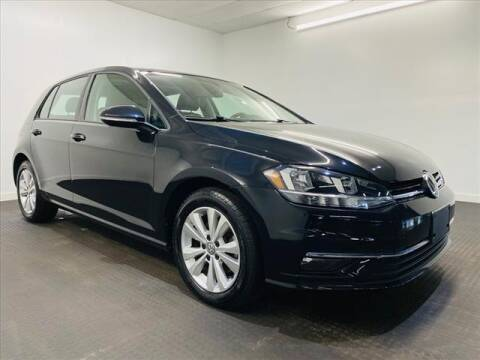 2018 Volkswagen Golf for sale at Champagne Motor Car Company in Willimantic CT