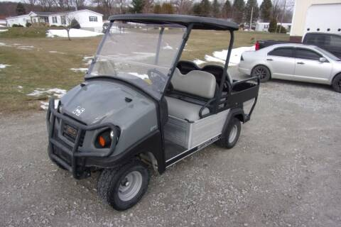 2017 Club Car Carry All 500 4 Passenger for sale at Area 31 Golf Carts - Gas 4 Passenger in Acme PA