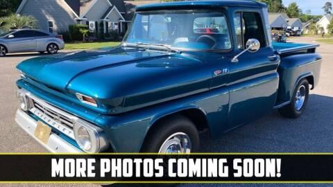 1962 Chevrolet C/K 10 Series for sale at UNIQUE SPECIALTY & CLASSICS in Mankato MN