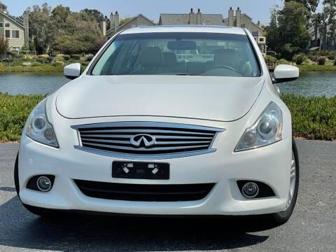 2010 Infiniti G37 Sedan for sale at Continental Car Sales in San Mateo CA