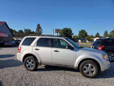 2009 Ford Escape for sale at MIKE'S CYCLE & AUTO in Connersville IN