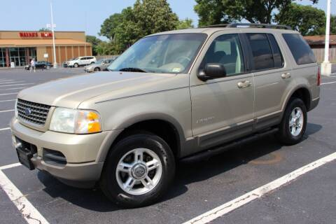 2002 Ford Explorer for sale at Drive Now Auto Sales in Norfolk VA