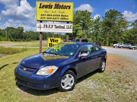 2008 Chevrolet Cobalt for sale at Lewis Motors LLC in Deridder LA