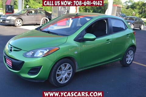 2013 Mazda MAZDA2 for sale at Your Choice Autos - Crestwood in Crestwood IL