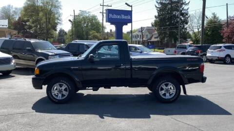 2004 Ford Ranger for sale at Cj king of car loans/JJ's Best Auto Sales in Troy MI