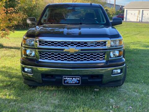 2014 Chevrolet Silverado 1500 for sale at Lewis Blvd Auto Sales in Sioux City IA