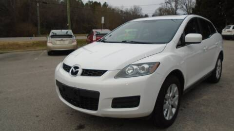 2007 Mazda CX-7 for sale at Carolina Auto Trading in Raleigh NC
