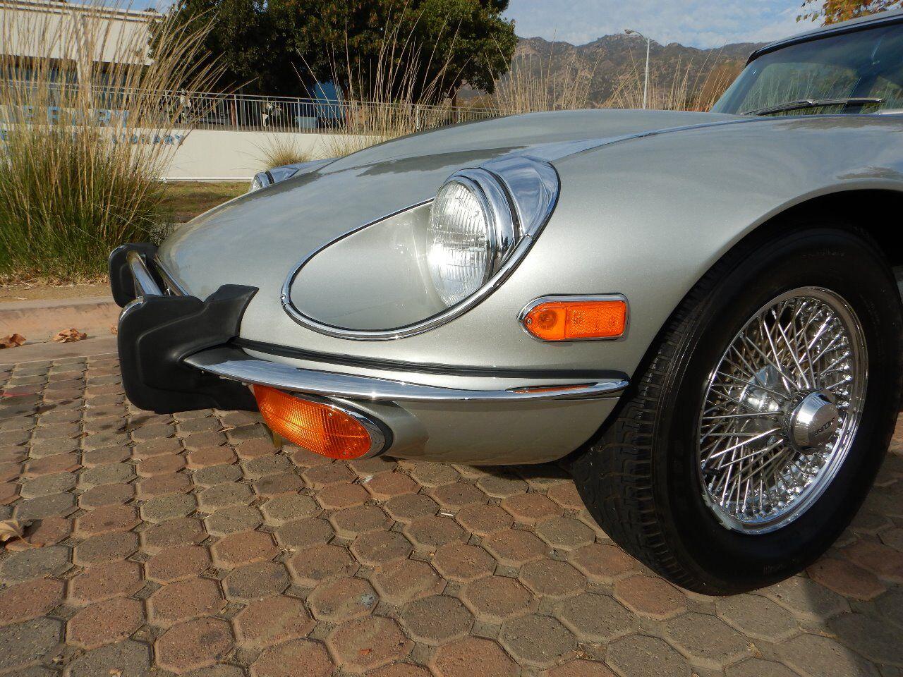 1973 Jaguar XKE 9