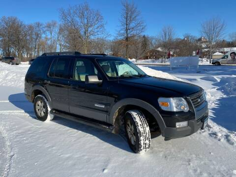 2006 Ford Explorer for sale at Lofgren Motors in Wayzata MN
