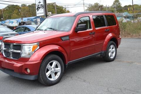 2007 Dodge Nitro for sale at Victory Auto Sales in Randleman NC