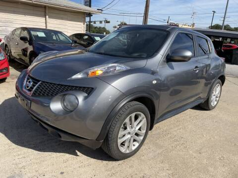 2014 Nissan JUKE for sale at Pary's Auto Sales in Garland TX