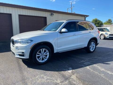 2014 BMW X5 for sale at Ryans Auto Sales in Muncie IN