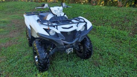 2019 Yamaha Grizzly 700 for sale at York Motor Company in York SC