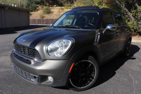 2011 MINI Cooper Countryman for sale at California Auto Sales in Auburn CA
