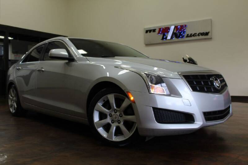 2013 Cadillac ATS for sale at Driveline LLC in Jacksonville FL