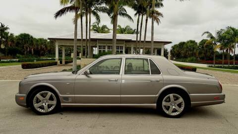 2005 Bentley Arnage for sale at Premier Luxury Cars in Oakland Park FL