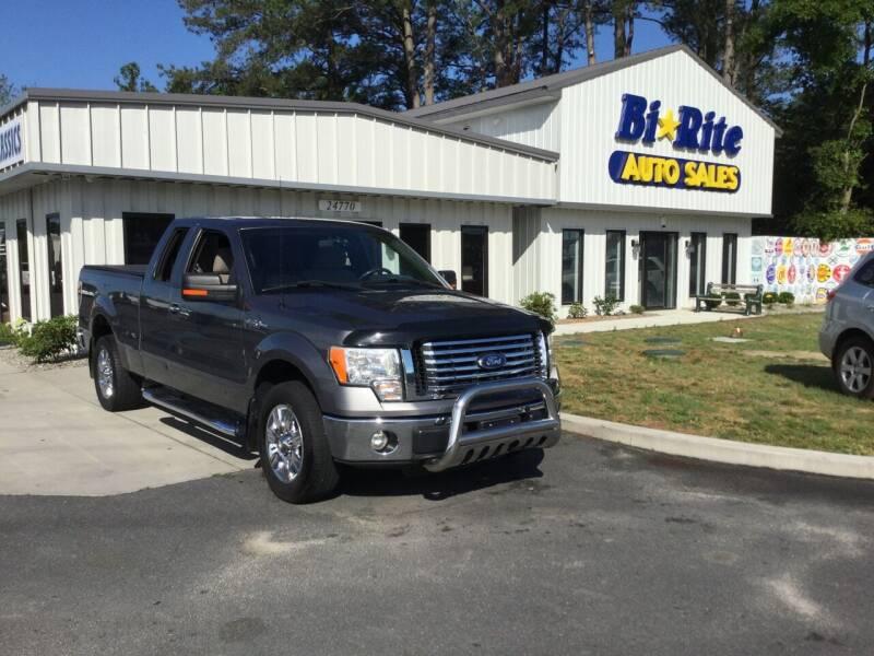 2010 Ford F-150 for sale at Bi Rite Auto Sales in Seaford DE