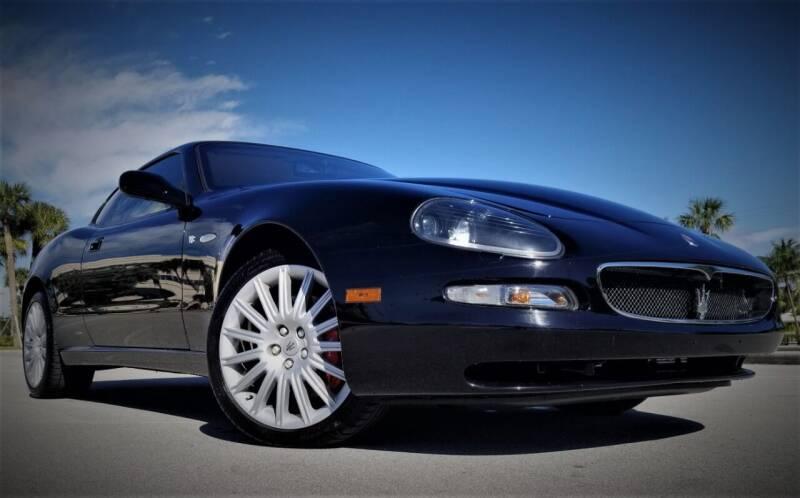 2004 Maserati Coupe for sale at Progressive Motors in Pompano Beach FL