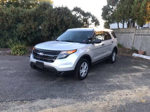 2014 Ford Explorer for sale at Elwan Motors in West Long Branch NJ