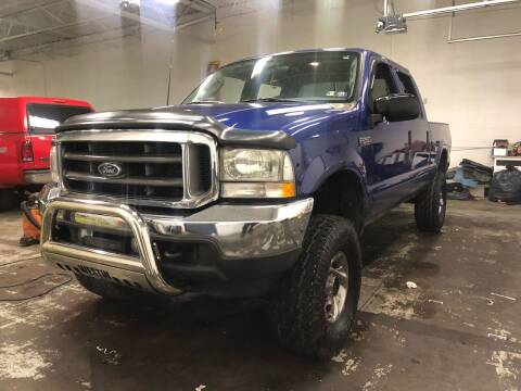 2003 Ford F-250 Super Duty for sale at Paley Auto Group in Columbus OH