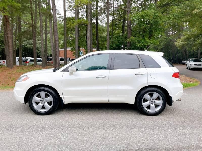 2009 Acura RDX for sale at H&C Auto in Oilville VA