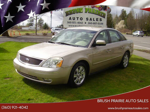 2006 Ford Five Hundred for sale at Brush Prairie Auto Sales in Battle Ground WA