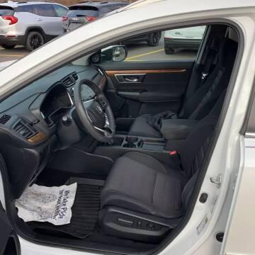 2018 Honda CR-V for sale at GLOBAL MOTOR GROUP in Newark NJ