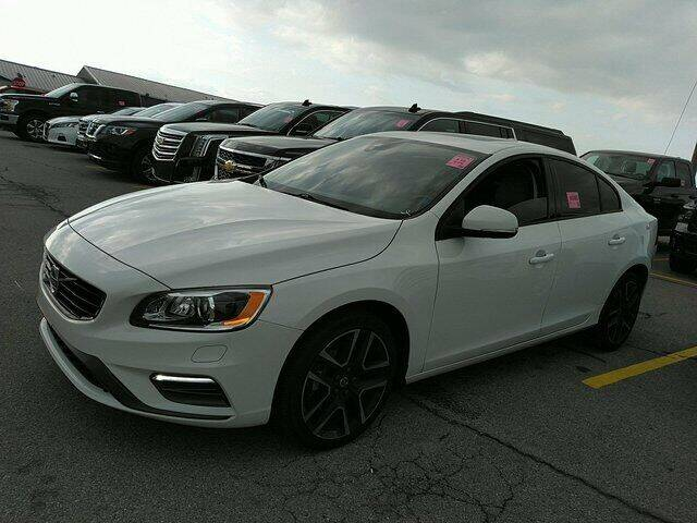2018 Volvo S60 for sale at Tim Short Auto Mall in Corbin KY