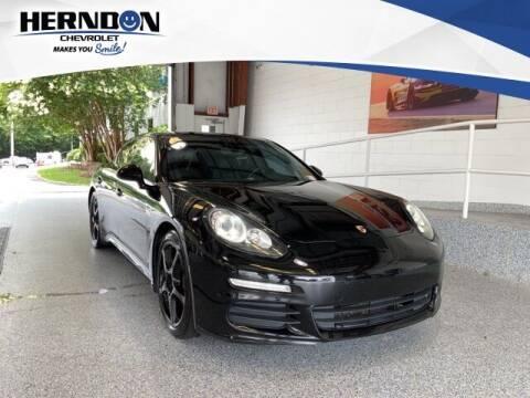 2014 Porsche Panamera for sale at Herndon Chevrolet in Lexington SC