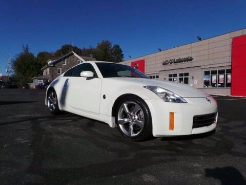 2008 Nissan 350Z for sale at Jeff D'Ambrosio Auto Group in Downingtown PA