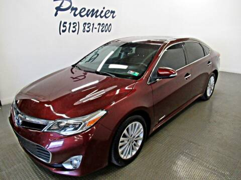 2014 Toyota Avalon Hybrid for sale at Premier Automotive Group in Milford OH