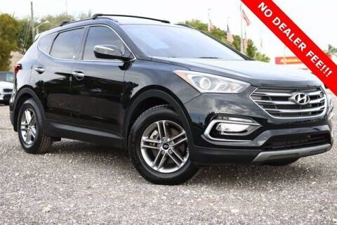 2018 Hyundai Santa Fe Sport for sale at JumboAutoGroup.com in Hollywood FL