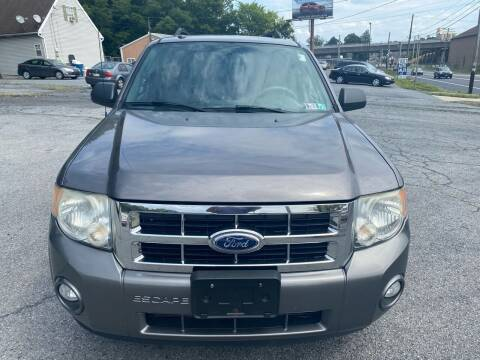 2010 Ford Escape for sale at YASSE'S AUTO SALES in Steelton PA