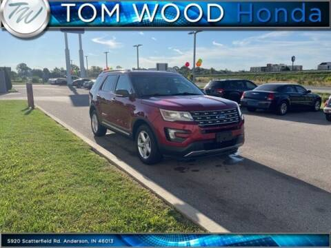 2016 Ford Explorer for sale at Tom Wood Honda in Anderson IN