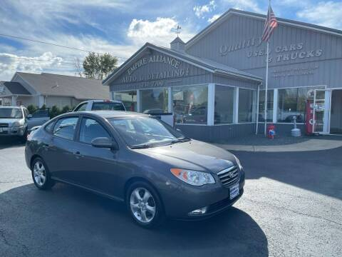 2008 Hyundai Elantra for sale at Empire Alliance Inc. in West Coxsackie NY