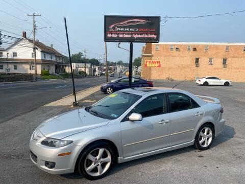 2006 Mazda MAZDA6 for sale at Fineline Auto Group LLC in Harrisburg PA