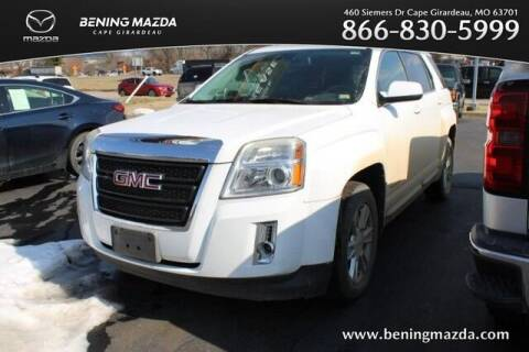 2011 GMC Terrain for sale at Bening Mazda in Cape Girardeau MO