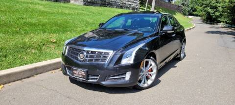 2014 Cadillac ATS for sale at ENVY MOTORS LLC in Paterson NJ