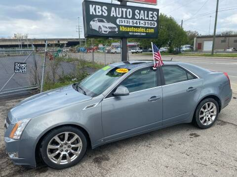 2008 Cadillac CTS for sale at KBS Auto Sales in Cincinnati OH