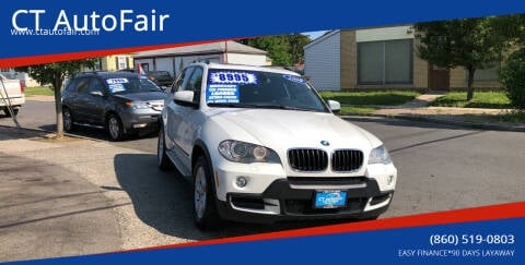 2009 BMW X5 for sale at CT AutoFair in West Hartford CT