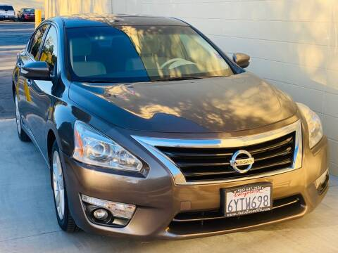 2013 Nissan Altima for sale at Auto Zoom 916 in Rancho Cordova CA