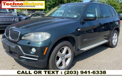 2010 BMW X5 for sale at Techno Motors in Danbury CT