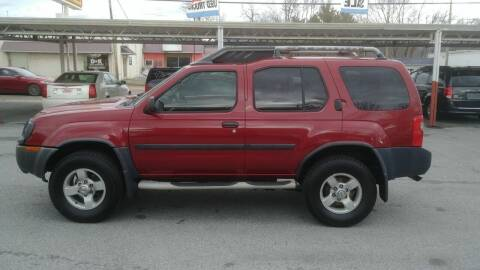 2004 Nissan Xterra for sale at Lewis Used Cars in Elizabethton TN