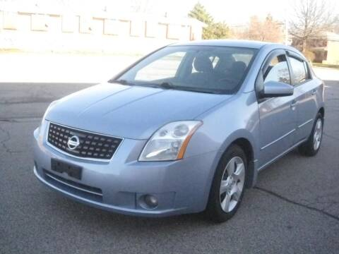 2009 Nissan Sentra for sale at ELITE AUTOMOTIVE in Euclid OH